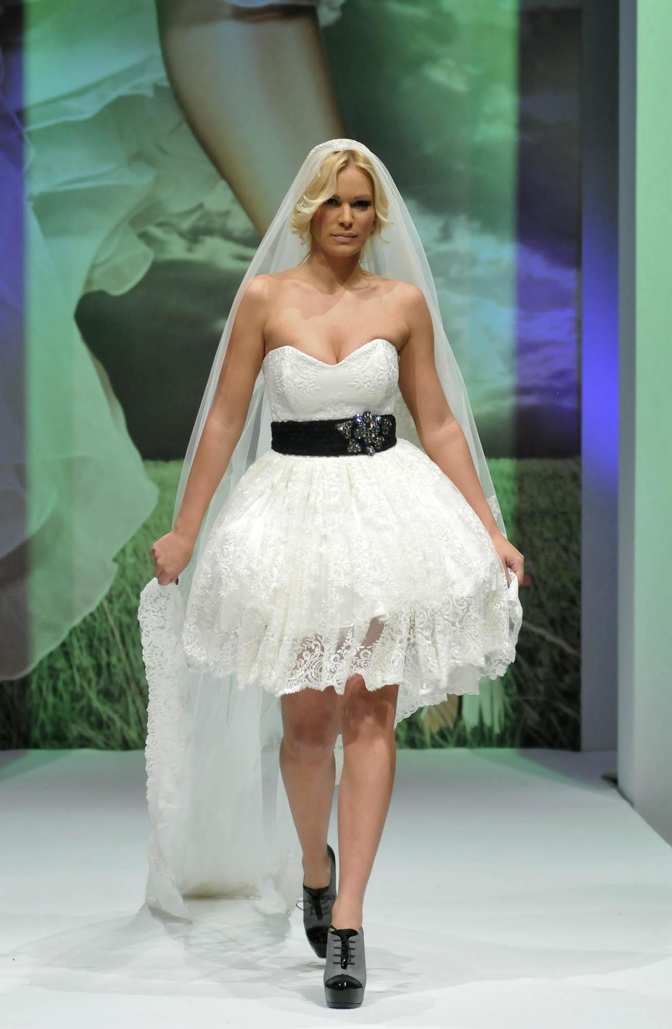 Wedding Show 2011 Natasa Bekvalac