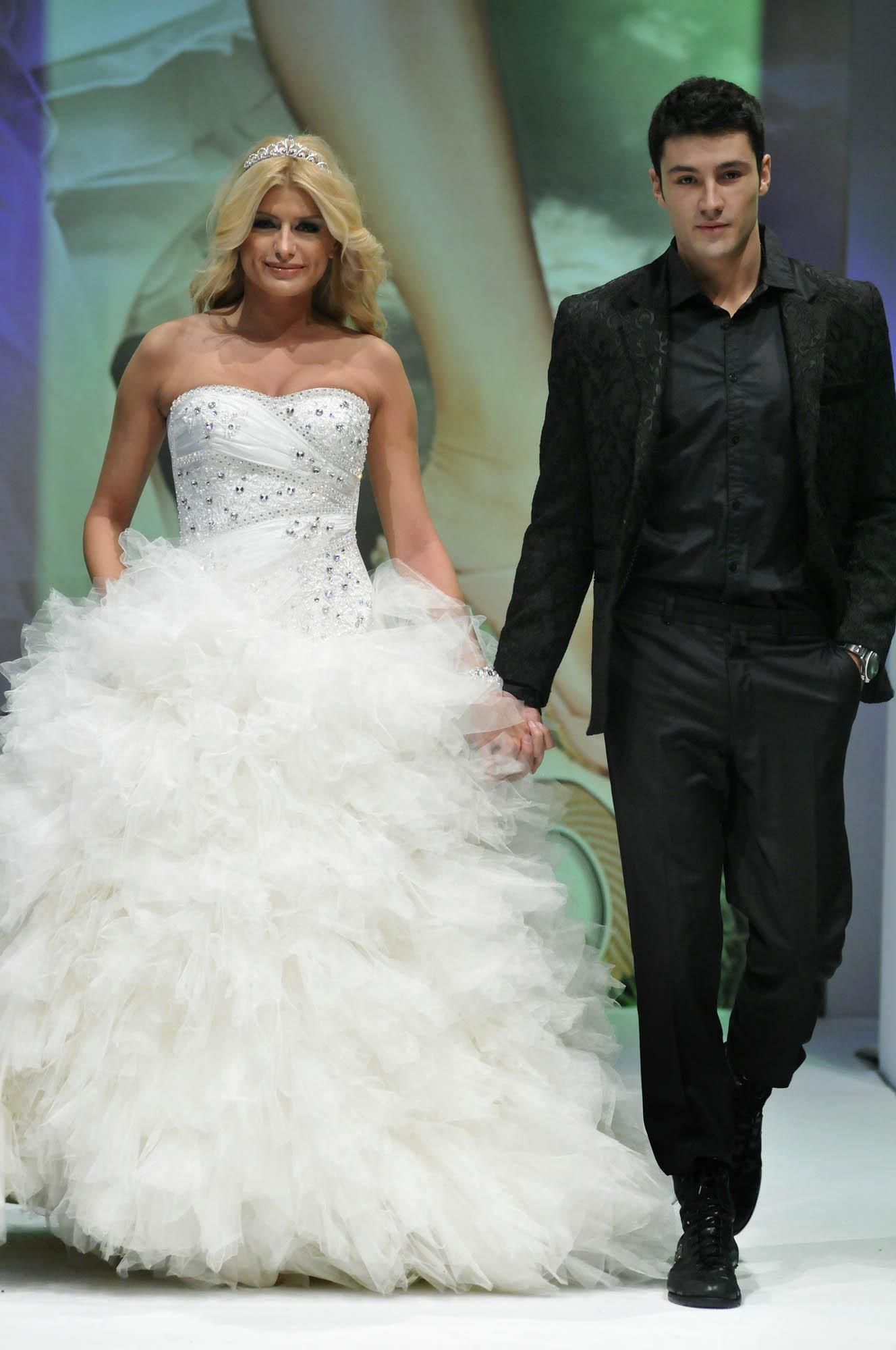 Wedding Show 2011 Sandra Obradović
