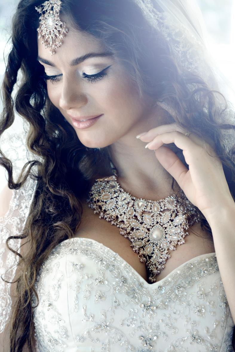 Indijski nakit za venčanje