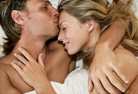 romantični mladi par