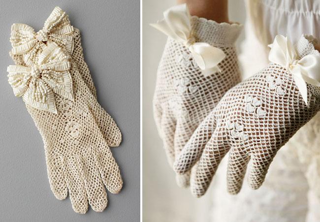 cipkane rukavice na vencanju