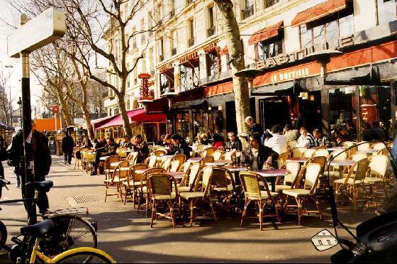 pariski kafe