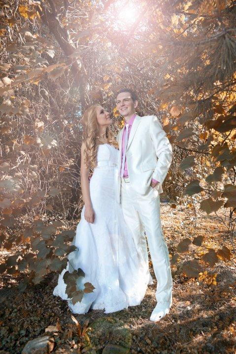 jesenje venčanje