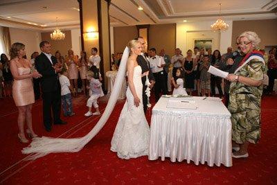građansko venčanje