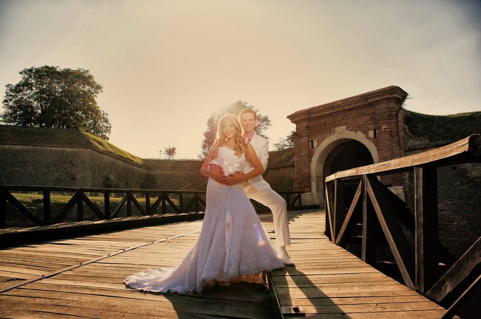 venčani Jelena i Dejan