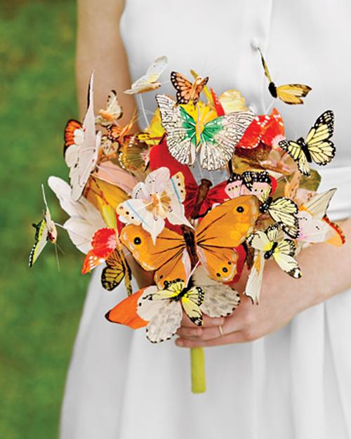 bidermajer od leptirića