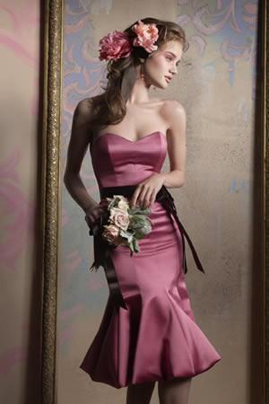 elegantna vencanica u boji