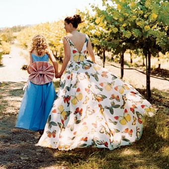 venčanica sa leptirićima za tematsko venčanje