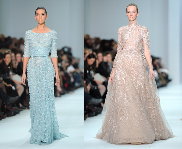 elie saab 2012. (via weddingobsession.com)