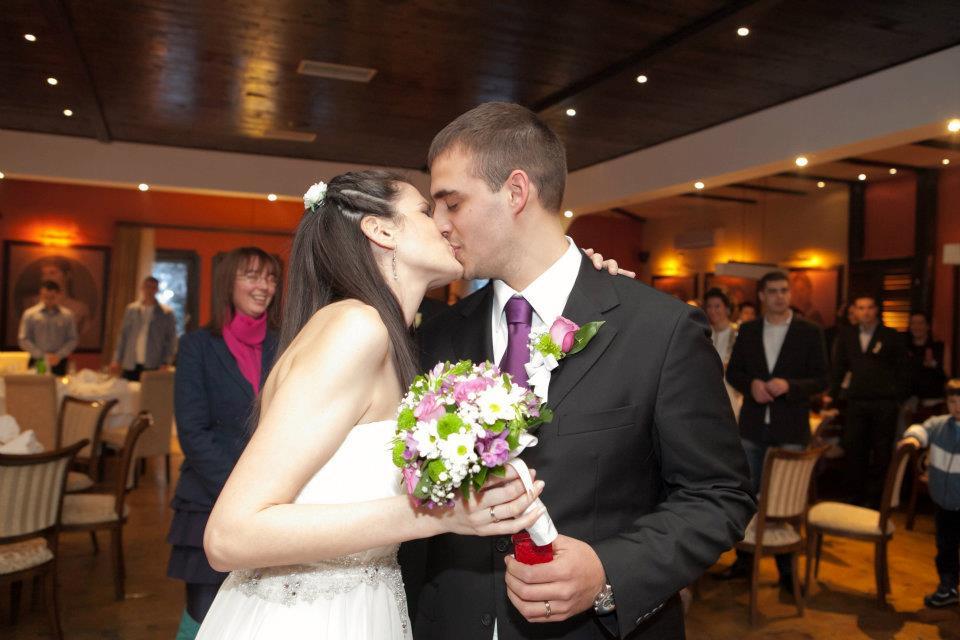 Jelena i Marko venčani