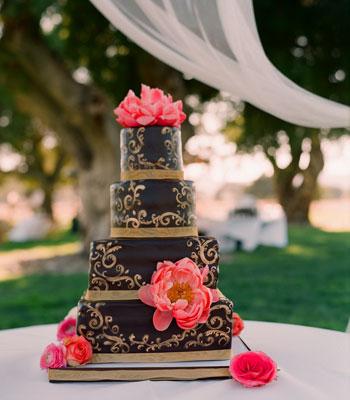 čokoladna mladenačka torta