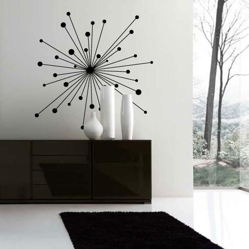 Fantastick stikeri za zid, model Kosmos