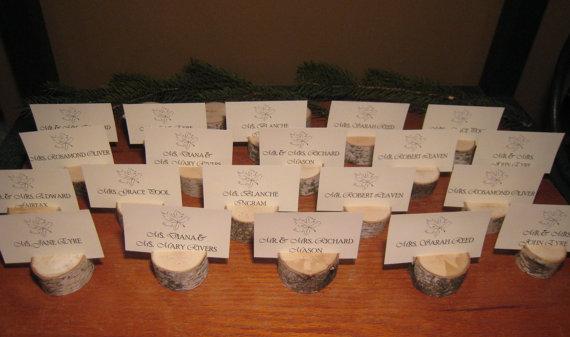 kartice sa imenima gostiju