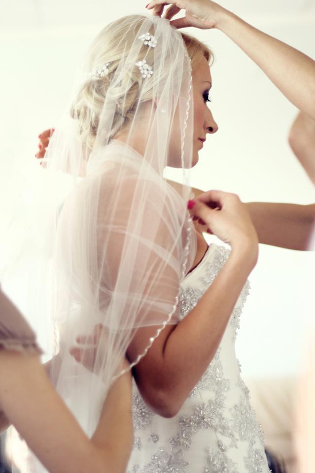 poslednje pripreme pred venčanje
