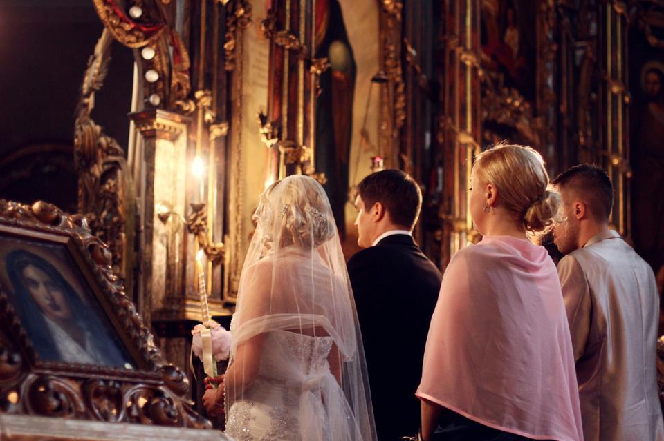 crkveno venčanje