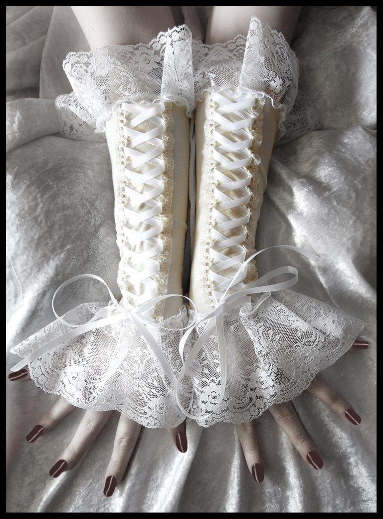 korset rukavice by ZenAndCoffee