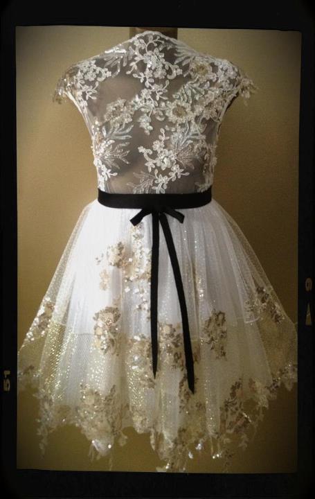 haljina Boudoir Broken Doll Dress