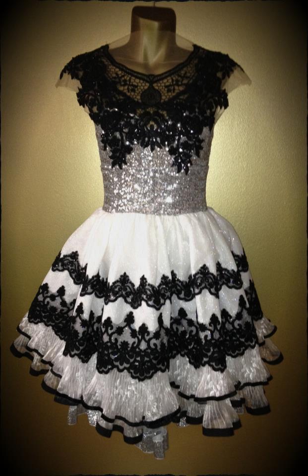 haljina Boudoir Dark Princess