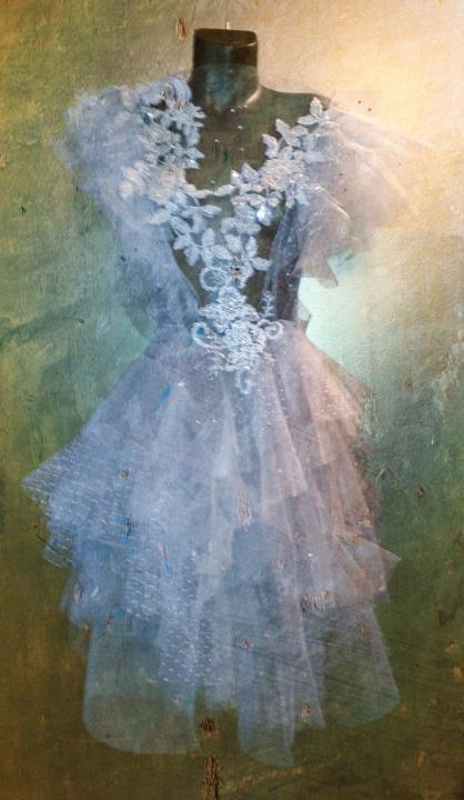 haljina Boudoir Fairy