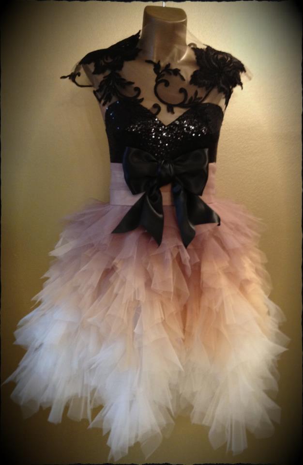 haljina Boudoir - Smoked Swan