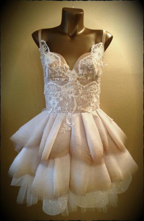 haljina Boudoir Sugar fairy