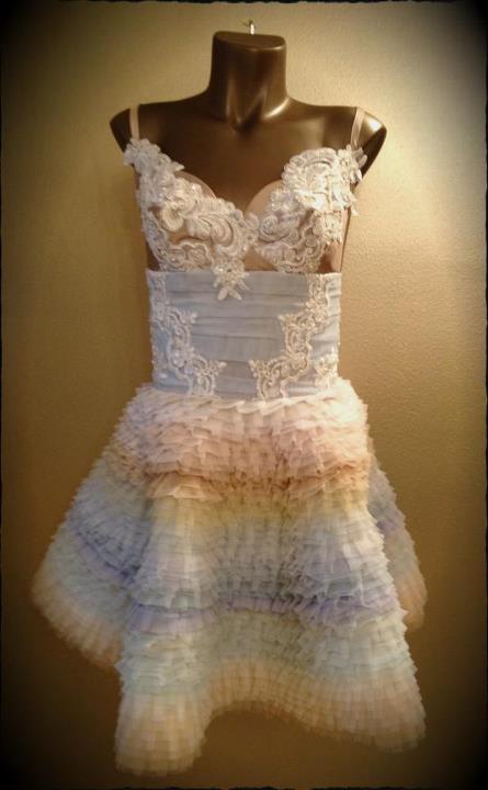 haljina Boudoir Tu-Tu