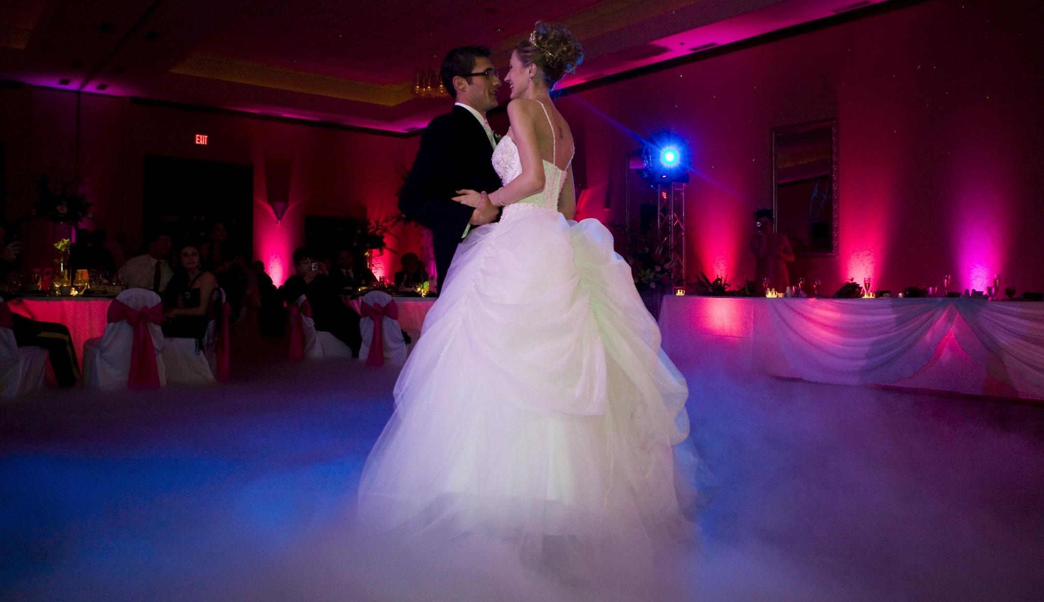 dim na venčanju