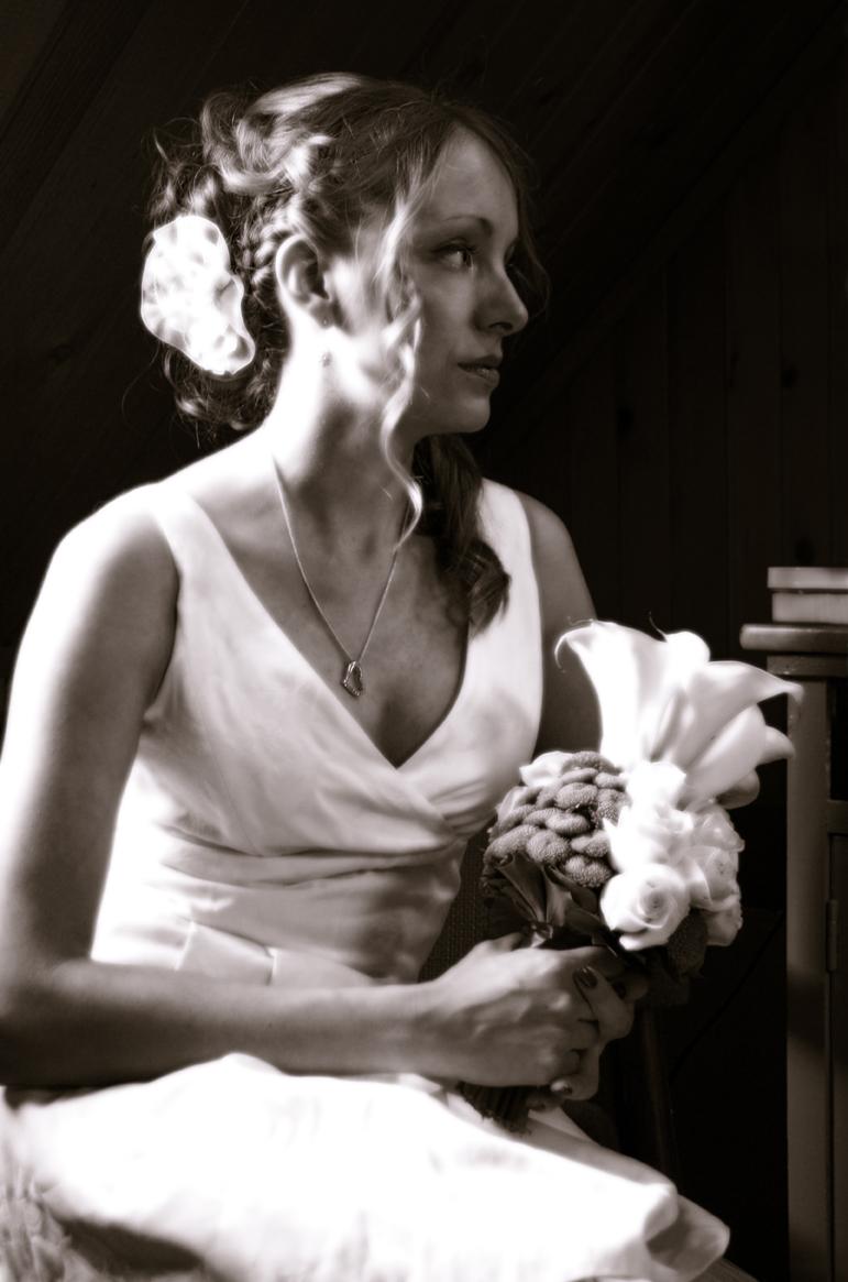 mlada pred vencanje