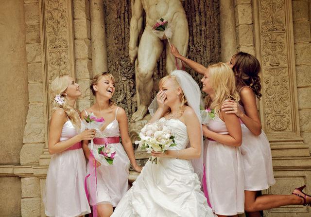 smešne fotografije sa venčanja