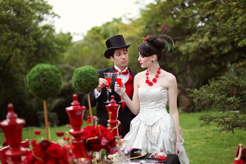 tematsko vencanje mladenci