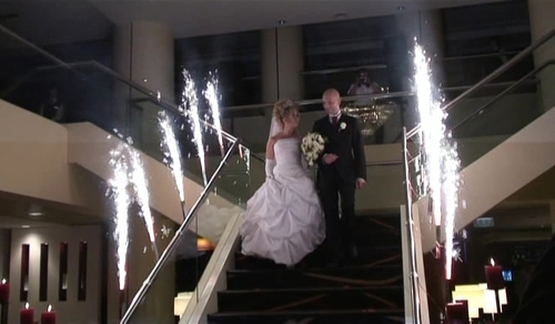 vatromet na venčanju