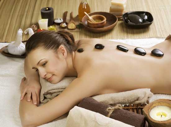 senzualna masaža