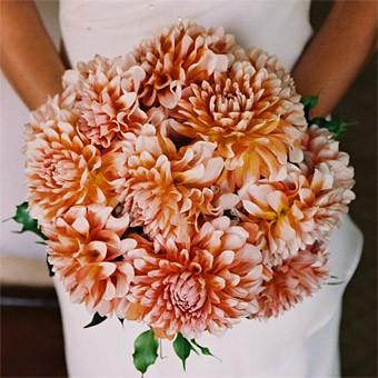 bidermajer za jesenje venčanje