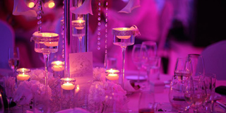 rasveta za svadbe