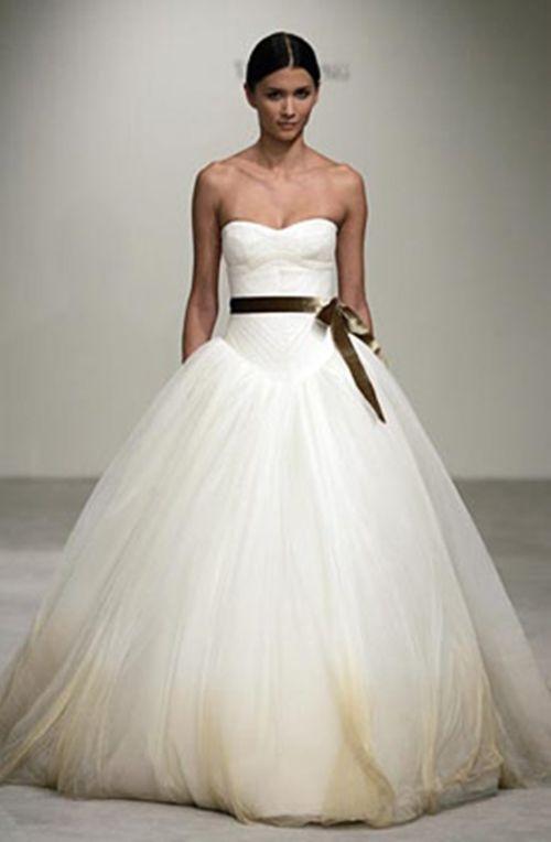 balska venčanica by Vera Wang