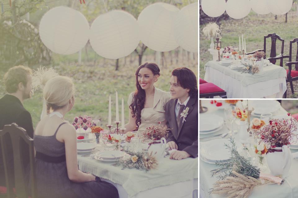 venčanje na otvorenom