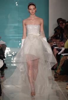 venčanica koja može da se transformiše u haljinu