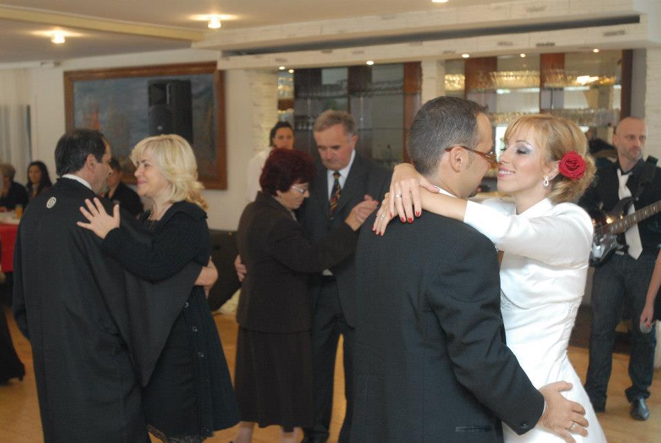 prvi mladenacki ples