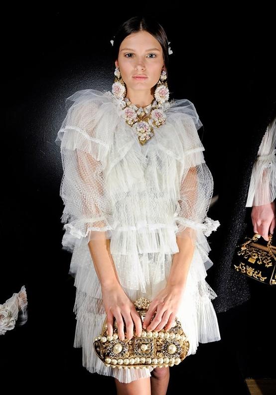 Dolce & Gabbana kolekcija venčanica zima 2012/2013.
