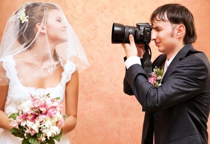 fotograf na venčanju