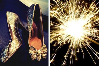 sjaj novogodišnjeg venčanja