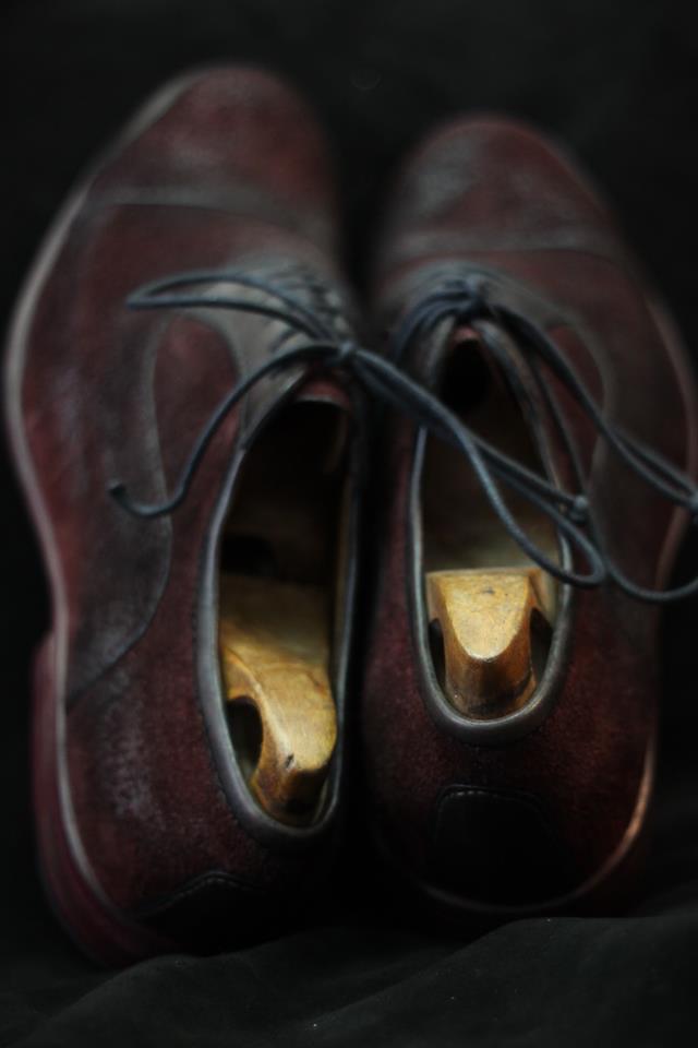 za mladozenju rucno radjene cipele Igor Suhenko