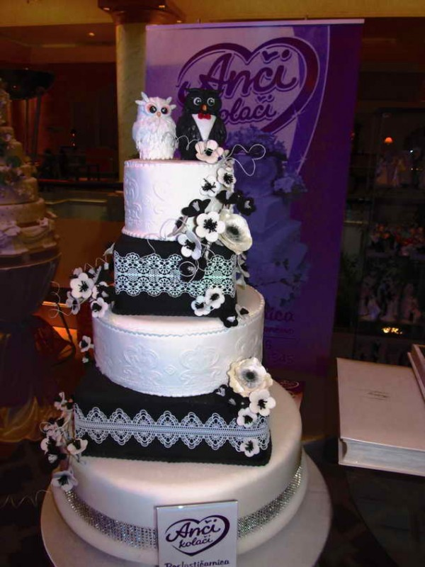 Anči kolači mladenačka torta