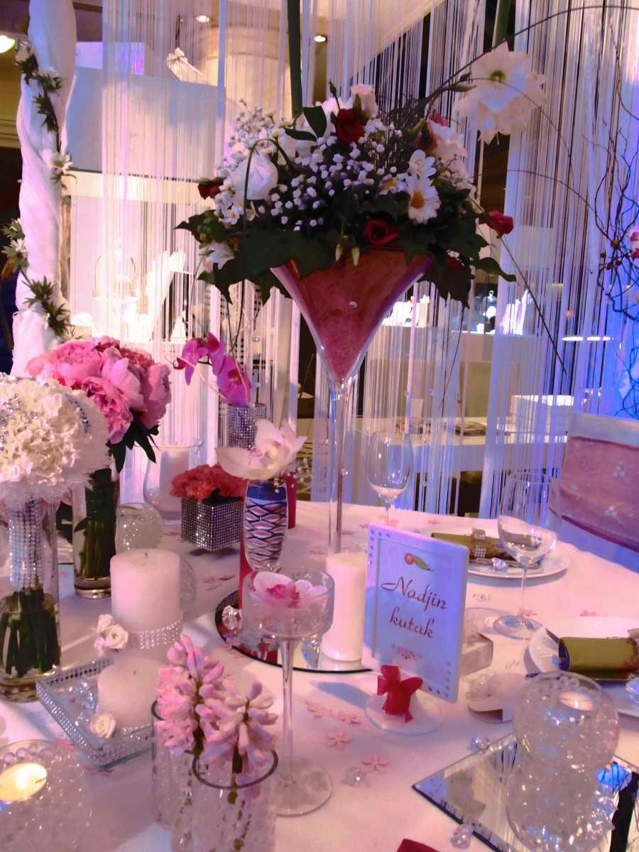 dekoracija za venčanje