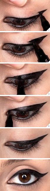 eyeliner korak po korak