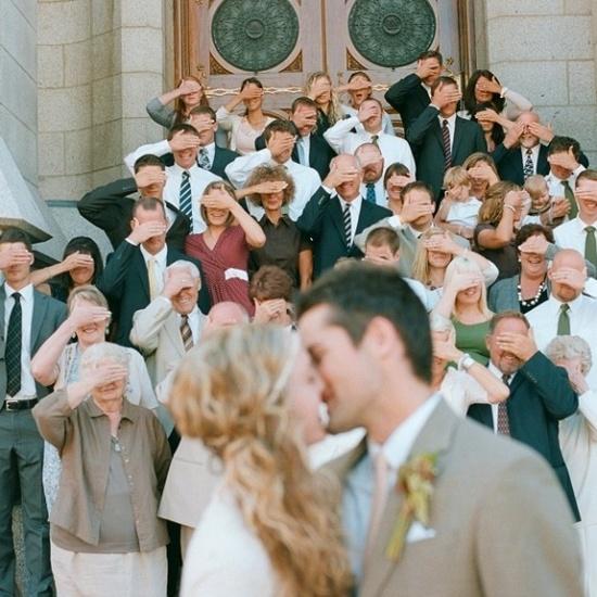 zanimljiva fotografija sa venčanja