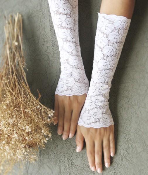 rukavice za mladu