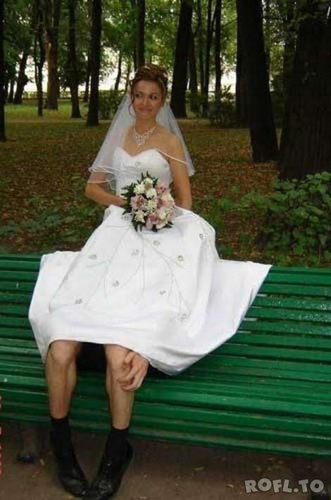 smešno venčanje