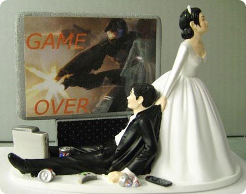 smešne figure za svadbenu tortu