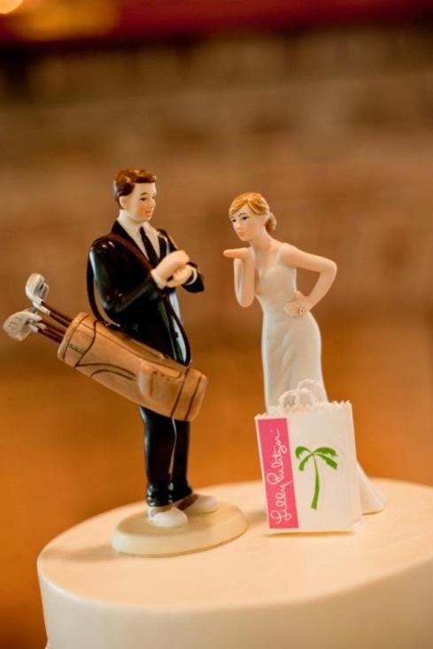 smešne figurice za mladenačku tortu